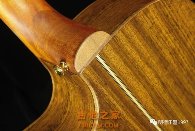 吉他常用材料介绍之胡桃木